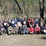 2014_апрель_соревнования по лову хищника на Трофейном