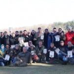 2014_март_cоревнования по лову хищника на Трофейном