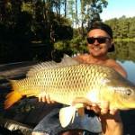 рыбалка на карпа в Украине